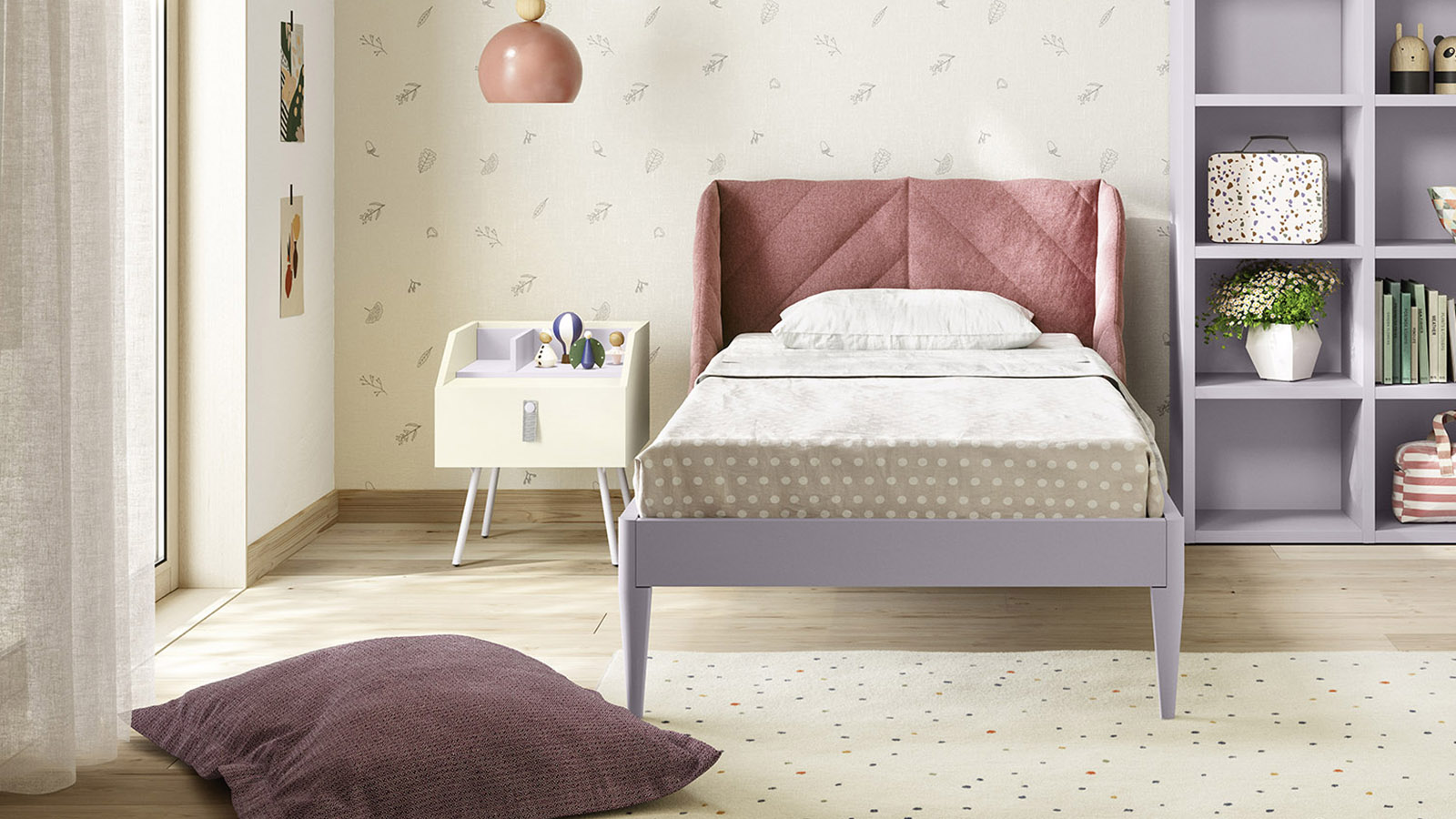 Bedside Tables For Kids And Teens Bedrooms Nidi