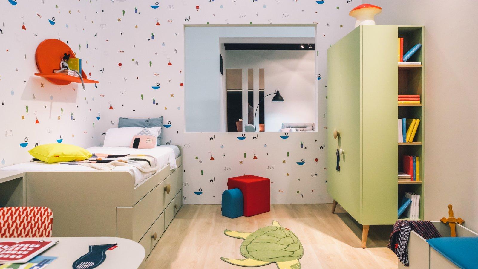Le collezioni Kids e gli spazi Teens a Feria Hábitat Valencia 2018