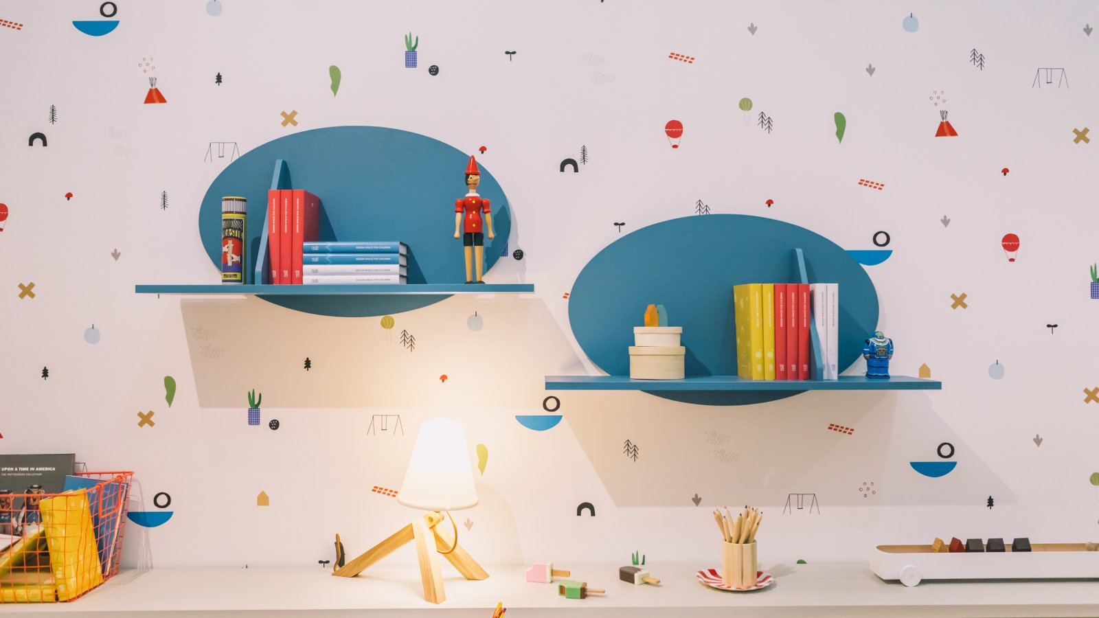 Kids collections and Teens spaces at Hábitat Valencia fair 2018