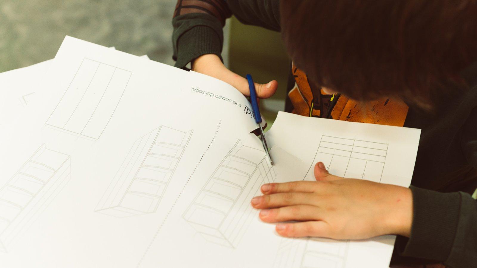 """Workshop """"Nidi e lo spazio dei sogni"""""""