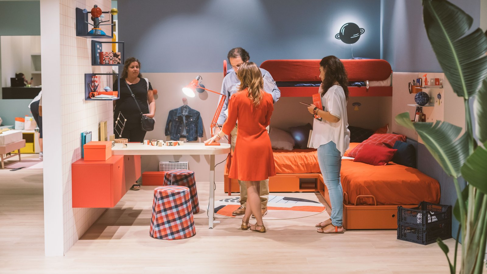 WOW! Our new Kids and Teens collections at the  Hábitat Valencia 2019 fair