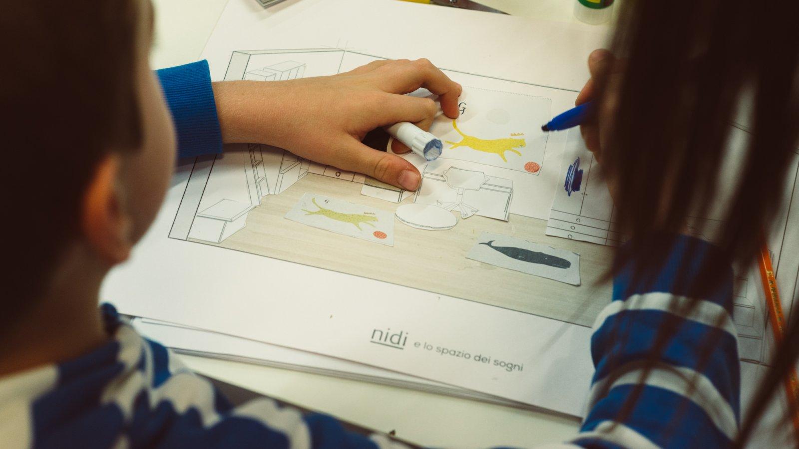 Workshop « Nidi et la chambre de rêve »