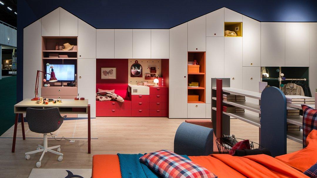 Les collections Nidi kids et teens à Maison & Objet 2020
