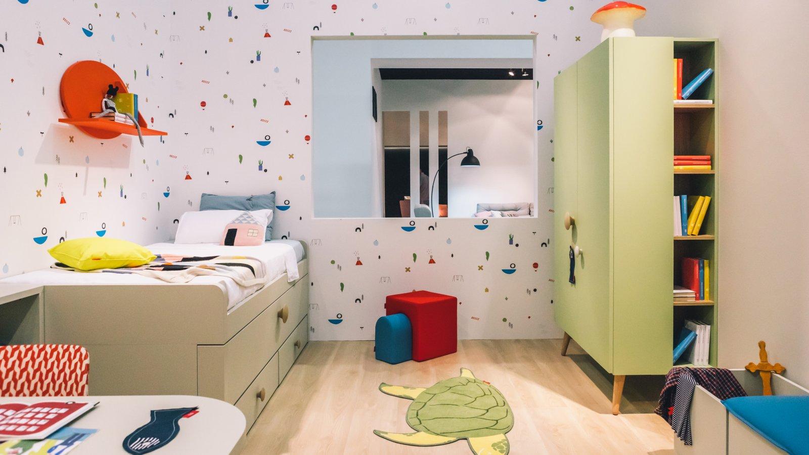 Les collections Kids et les espaces Teens à la foire Feria Hábitat Valencia 2018