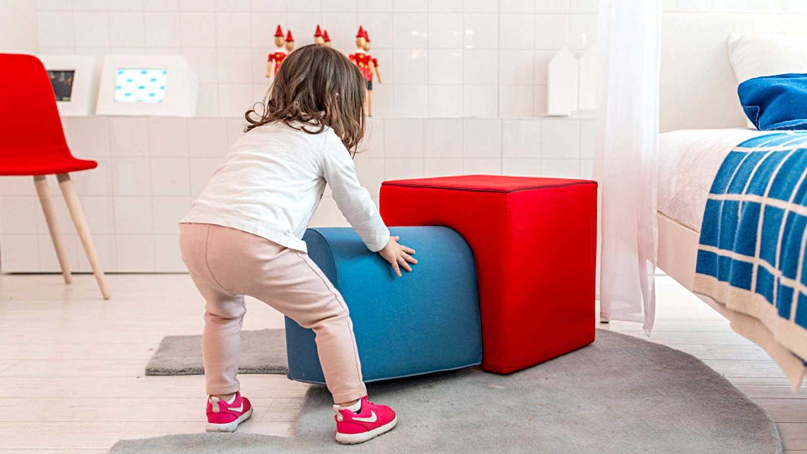 NIDI, DESIGN SPACE FOR CHILDREN