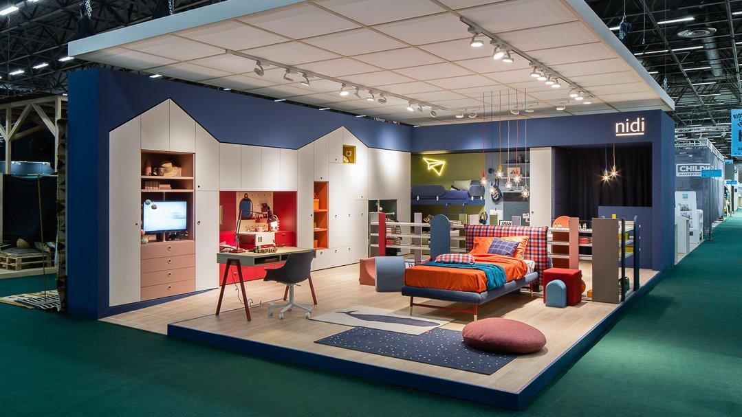 Las colecciones Nidi kids y teens en Maison & Objet 2020
