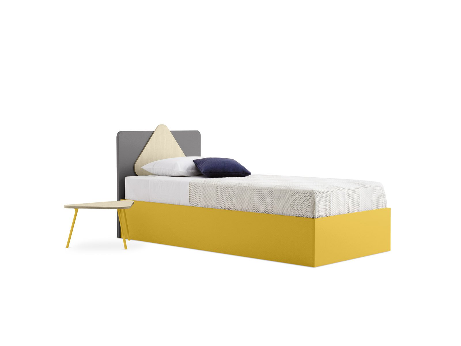 Trio single bed