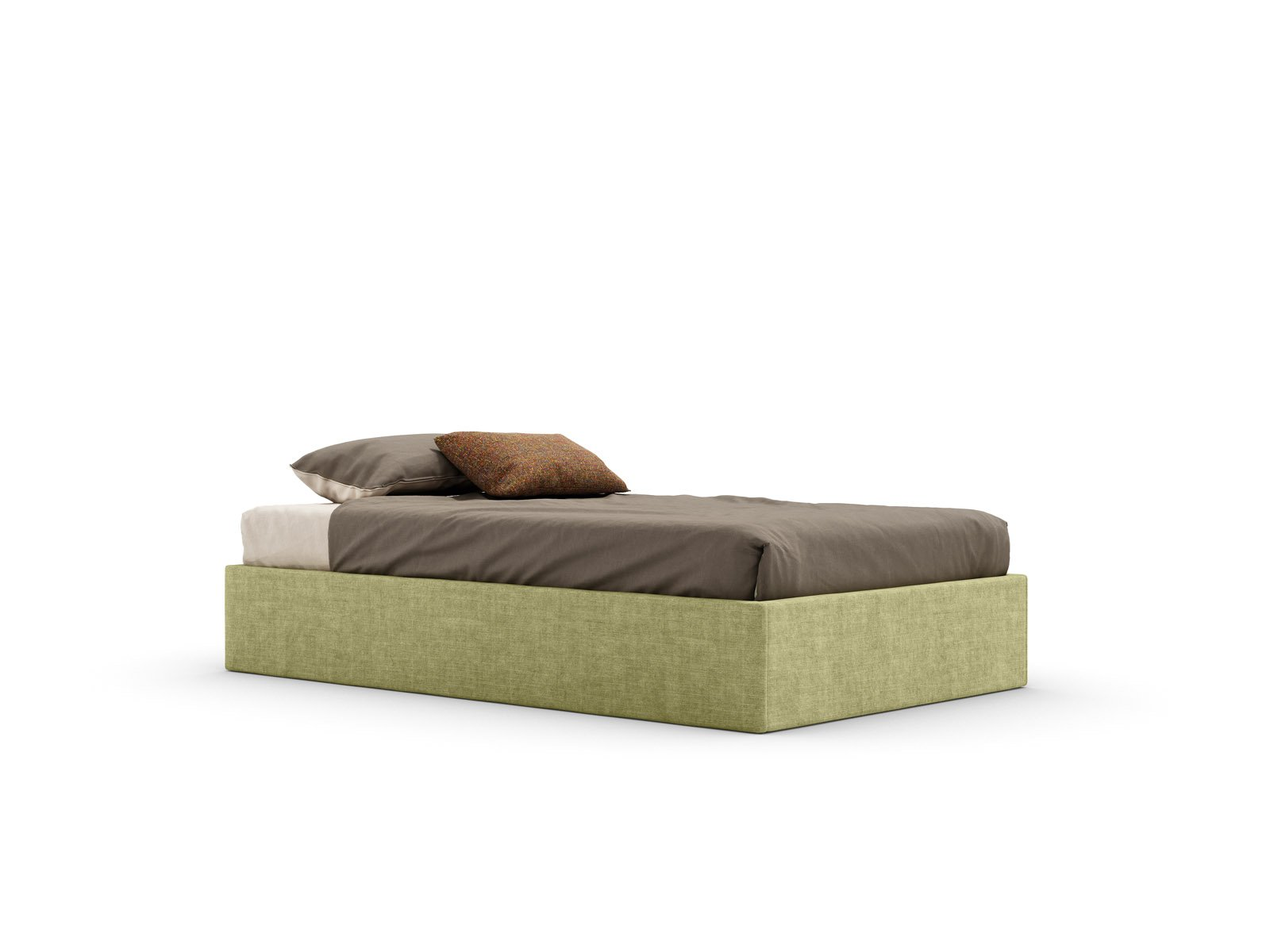 Skim divan bed