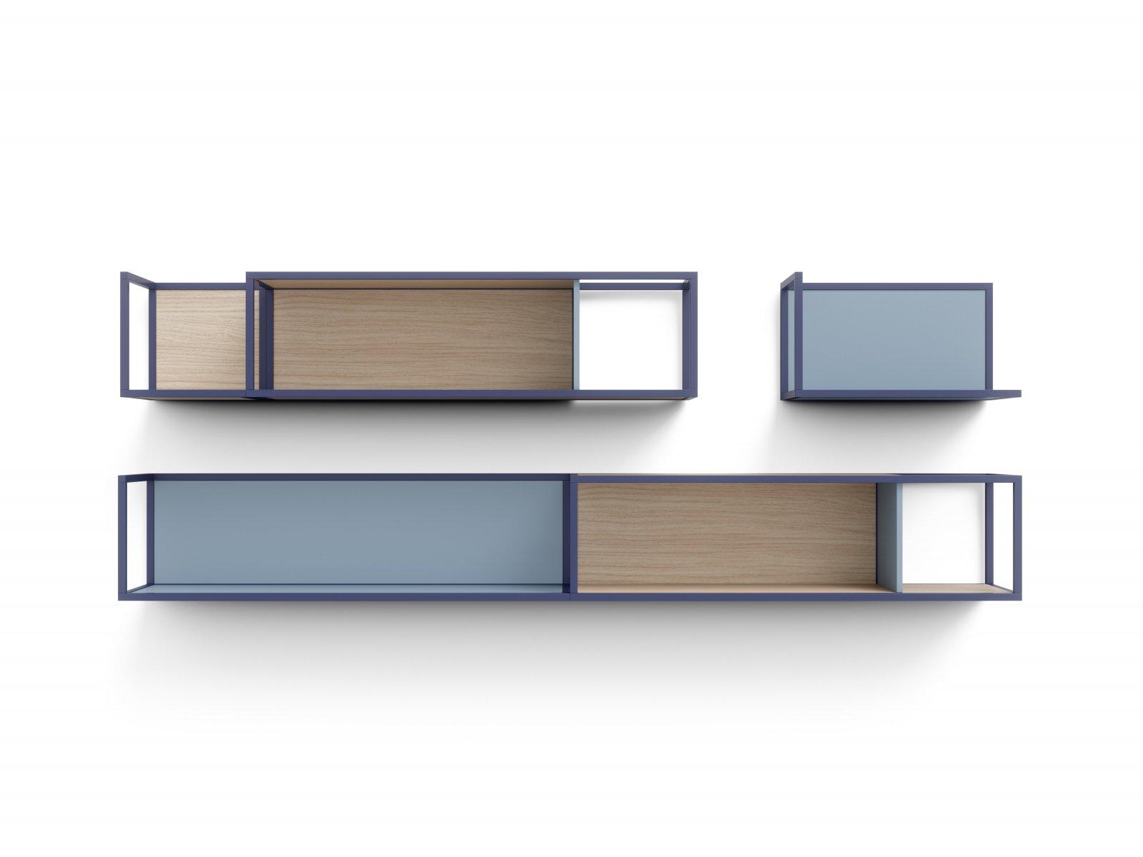 Boxy Wall units