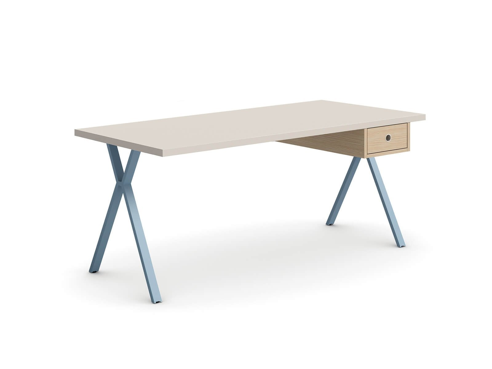 Desk with Clessidra legs
