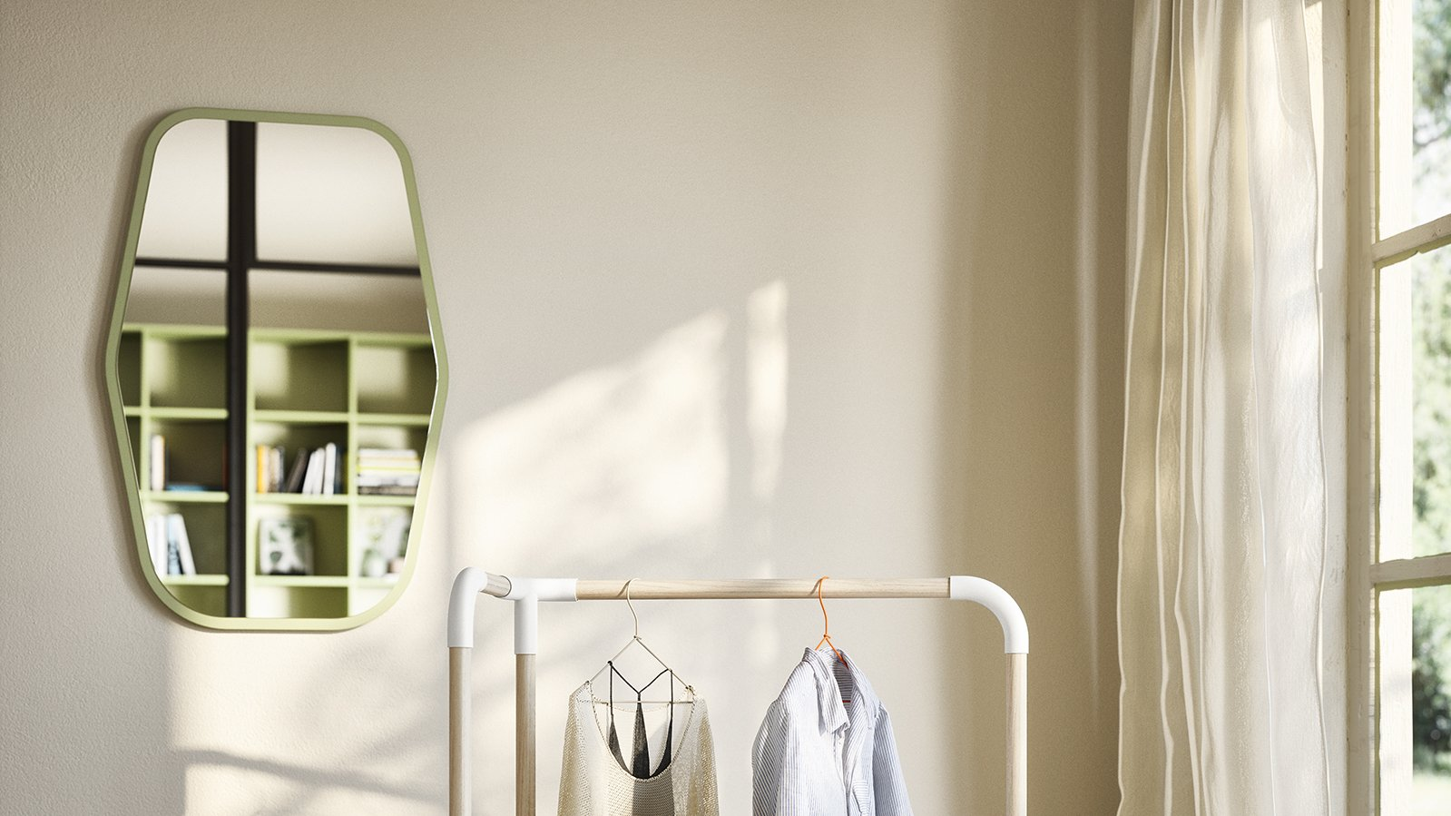 Miroir Cornery