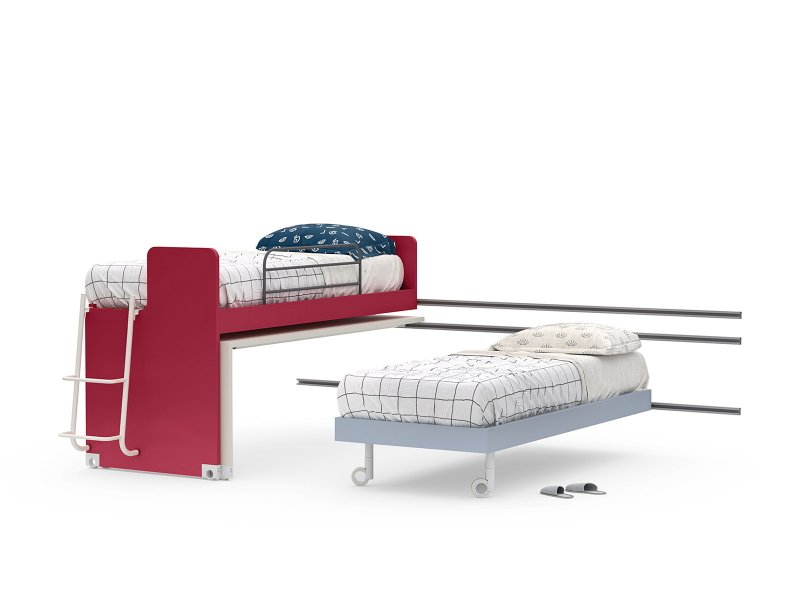 Cama corredera Scroll