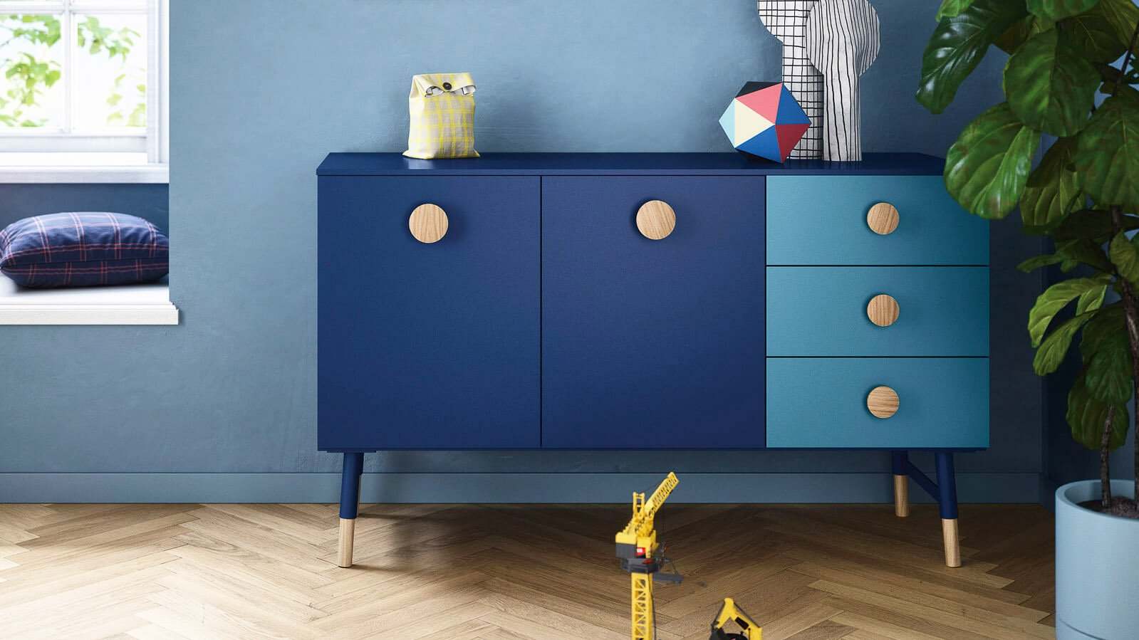Dots sideboard
