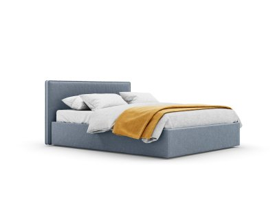 Arial double bed