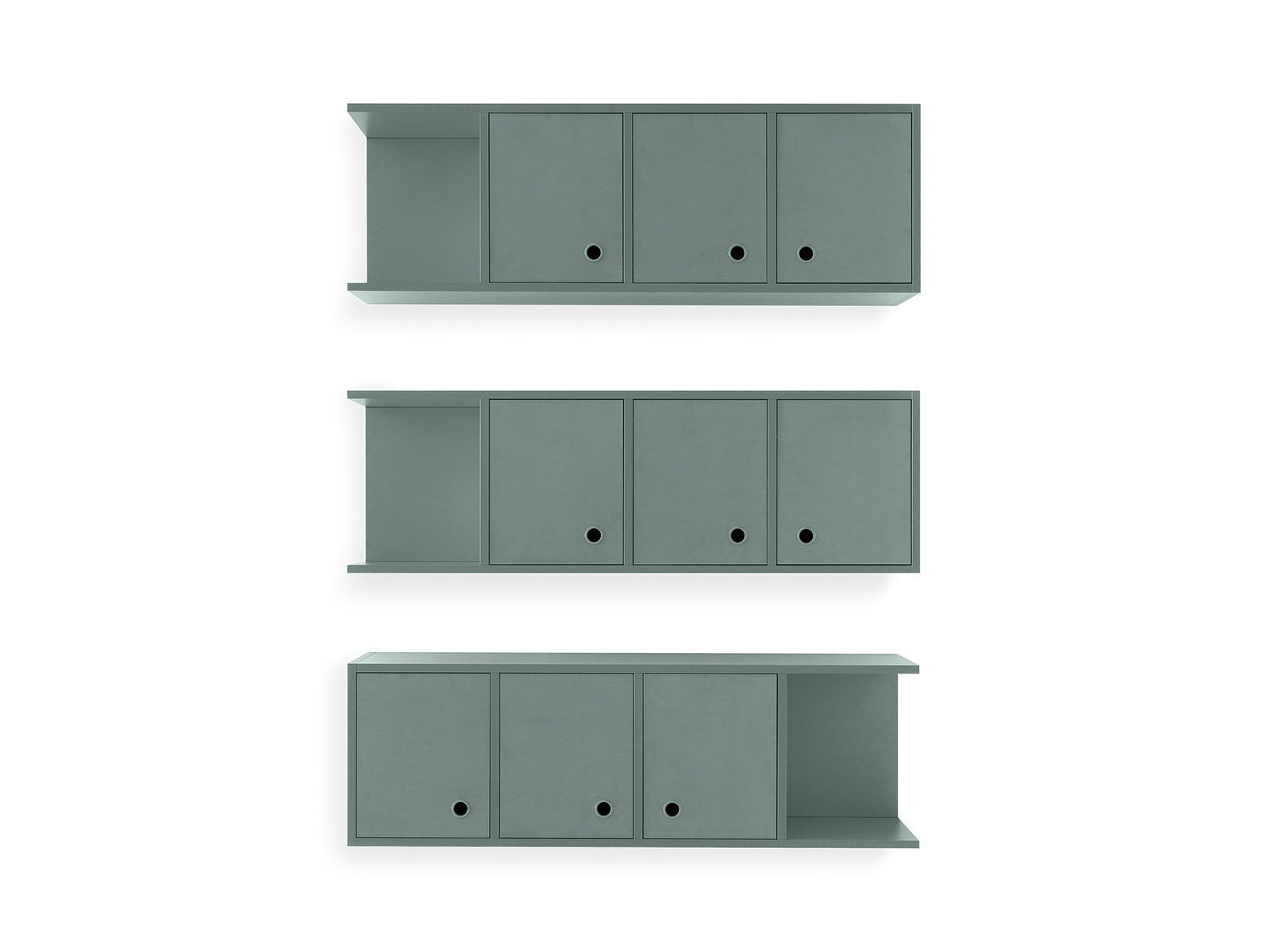 Luce wall unit