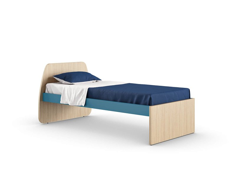 Cup single bed