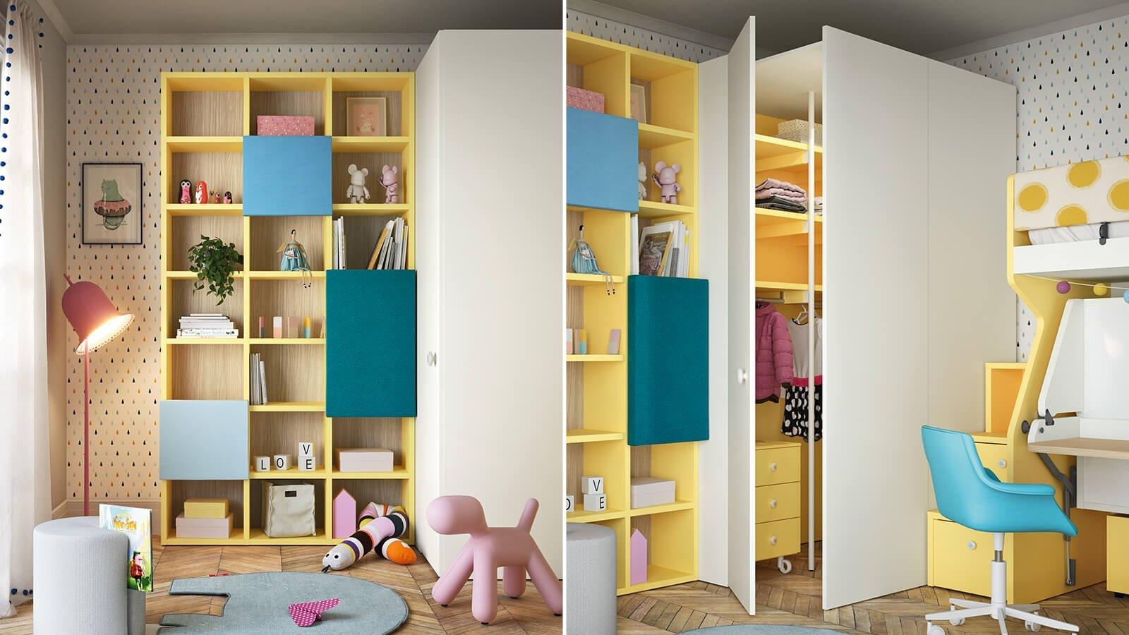 Cabì walk-in closet