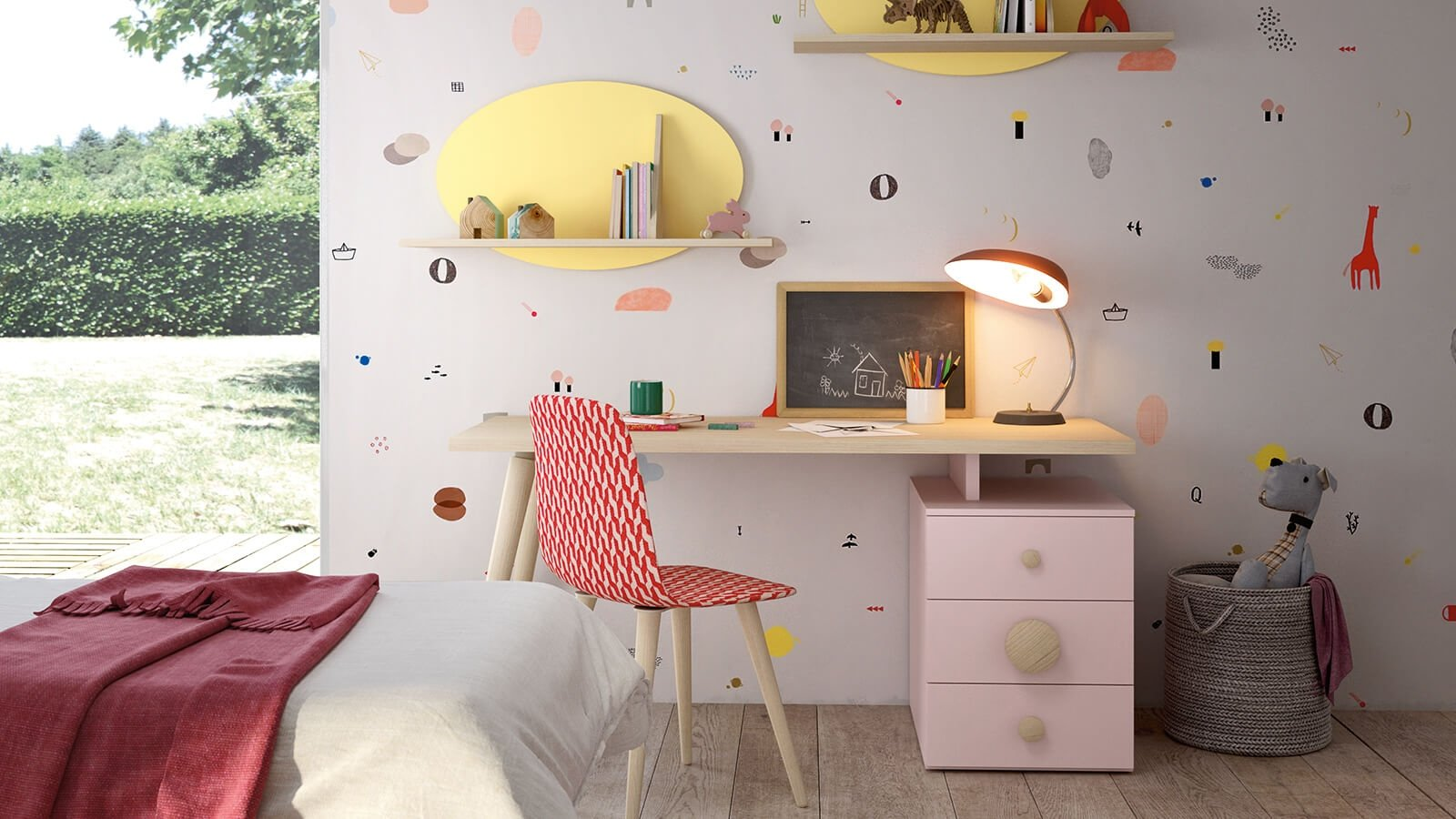 Lippy wall unit