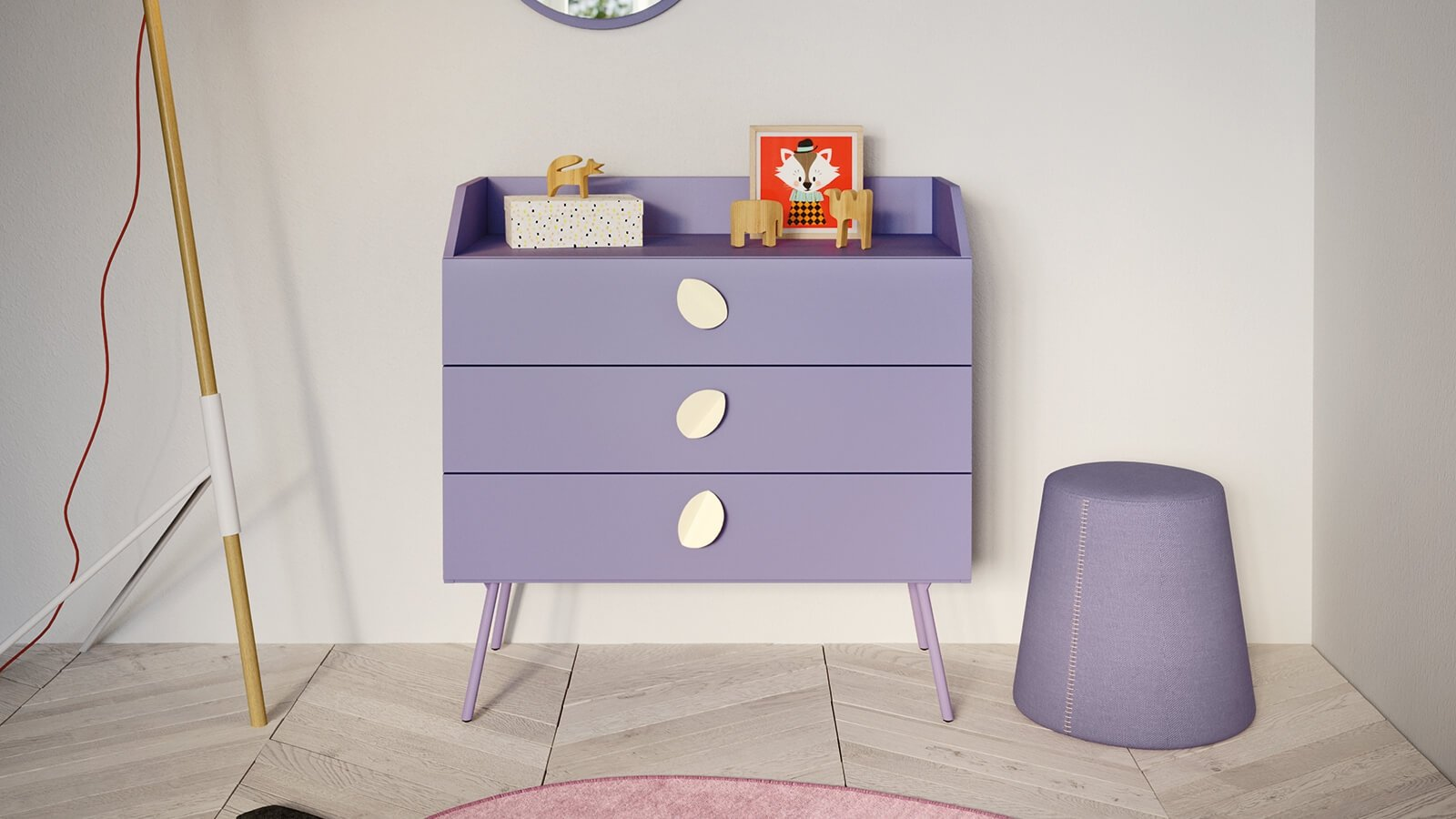 Wilson chest of drawers