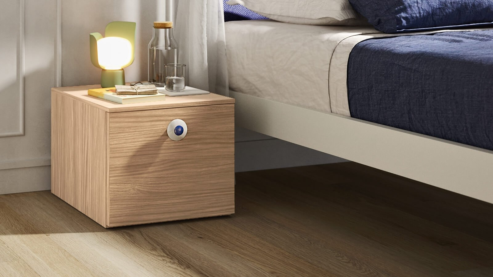 Base bedside table