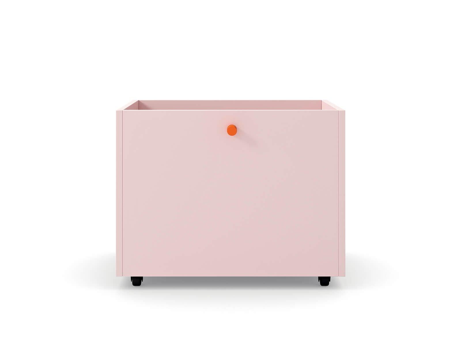 Tynn storage box on wheels