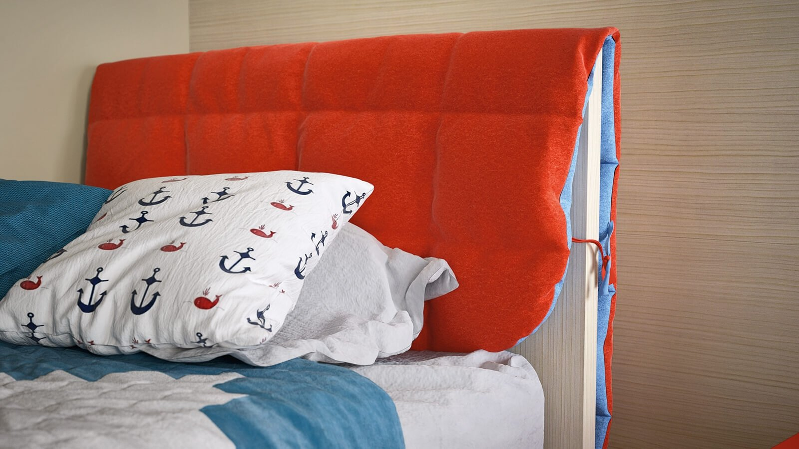 Headboard covers