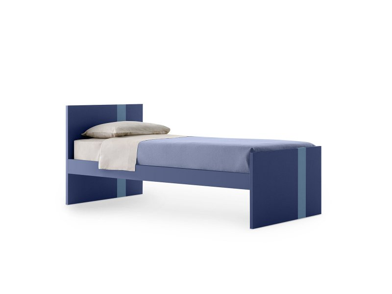 Lila single bed