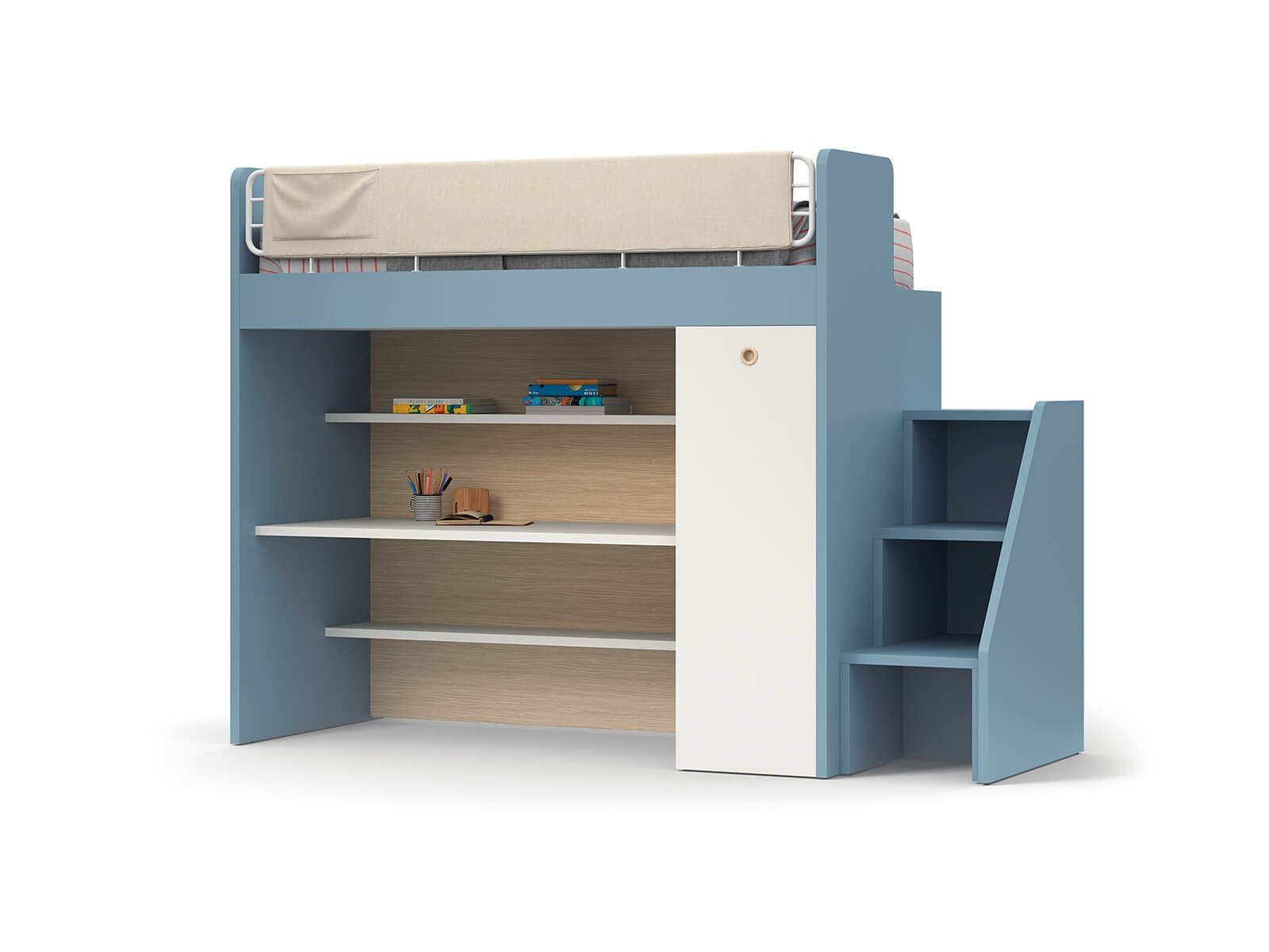 Ergo bunk bed