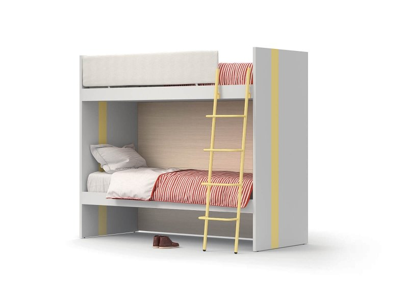 Lila bunk bed