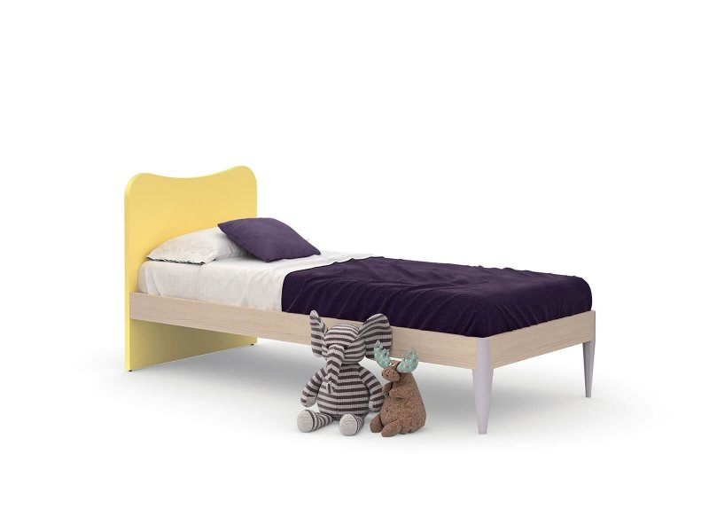 Bin single bed