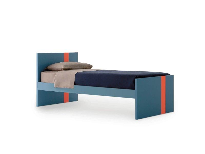 Lila single bed