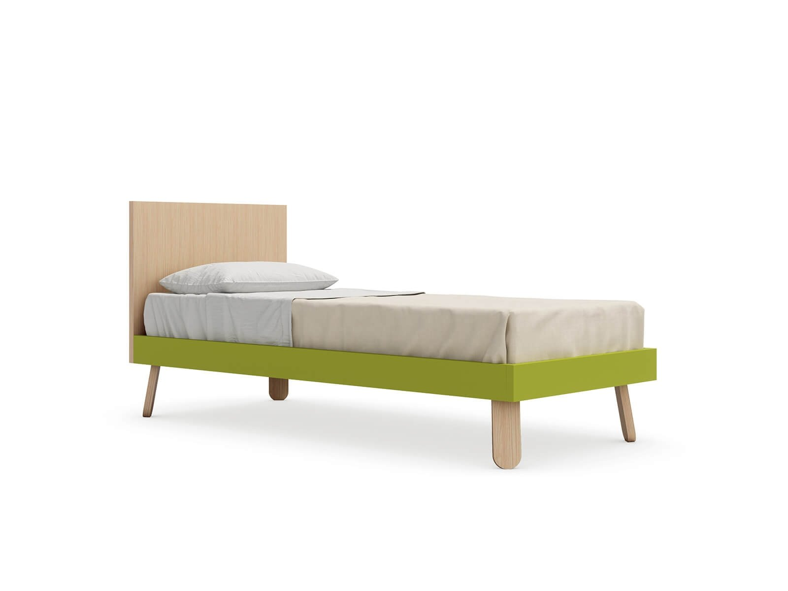 Nuk single bed