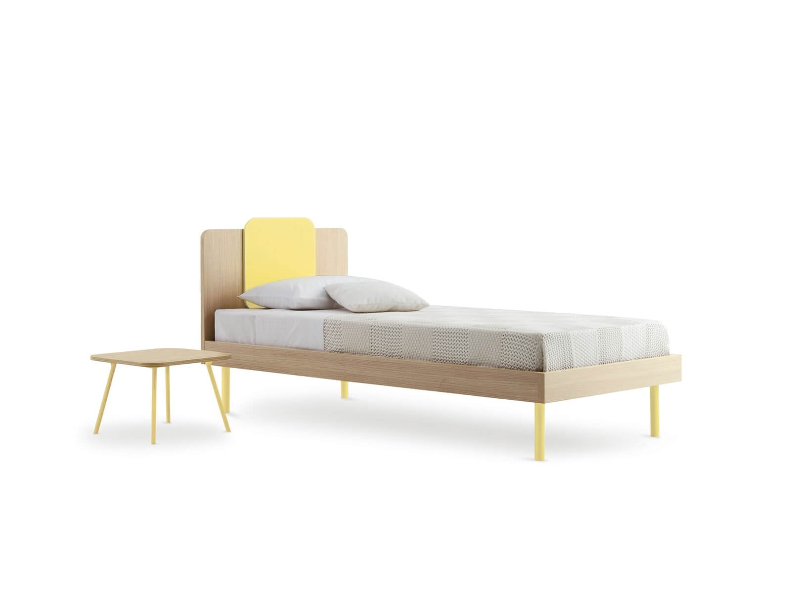 Quadro single bed