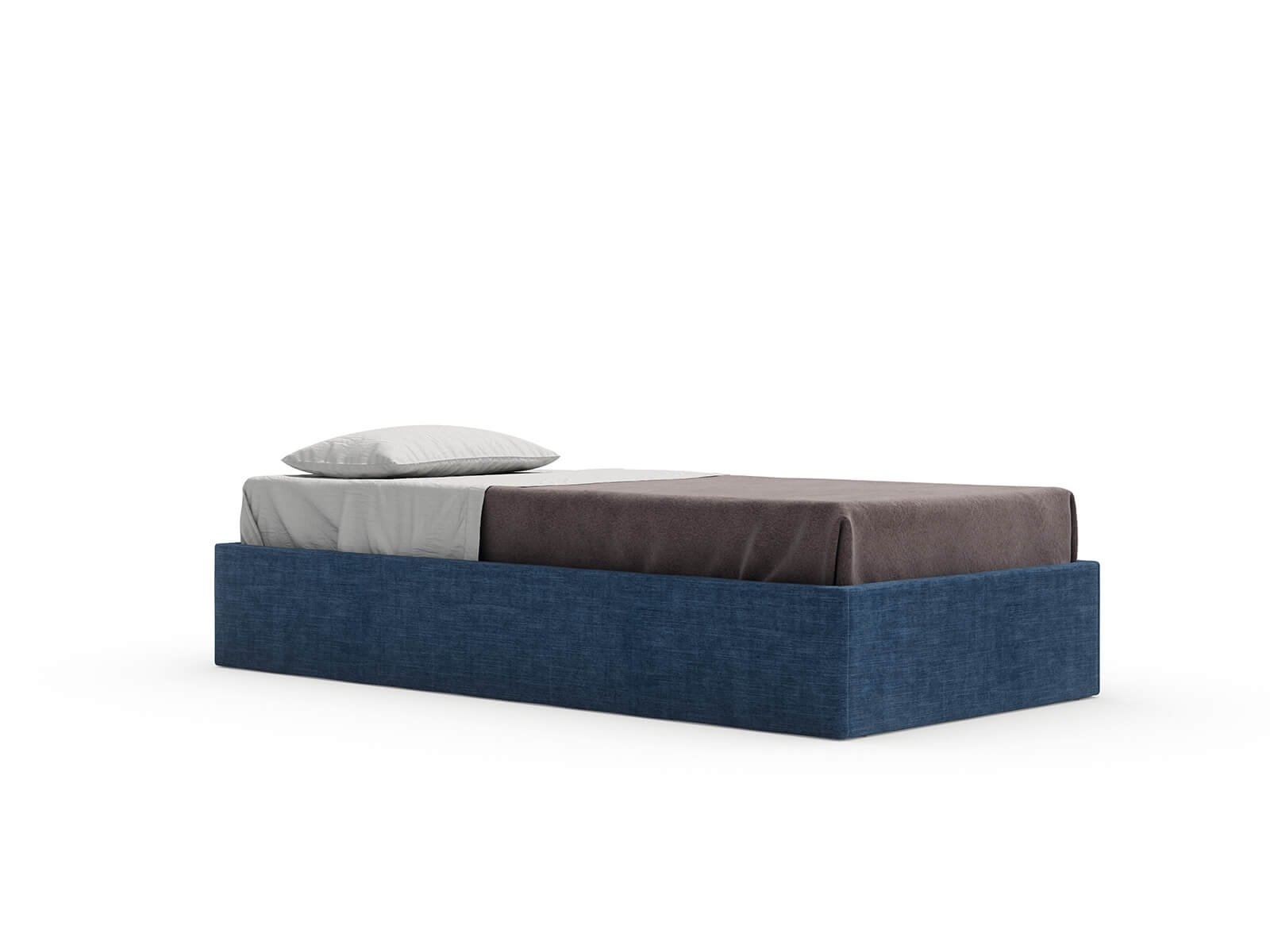 Cama individual «sommier»