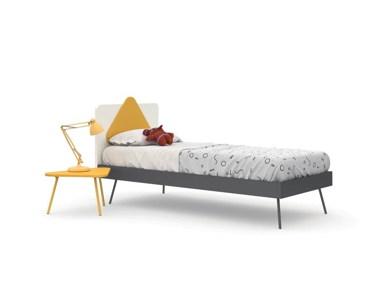 Trio single bed