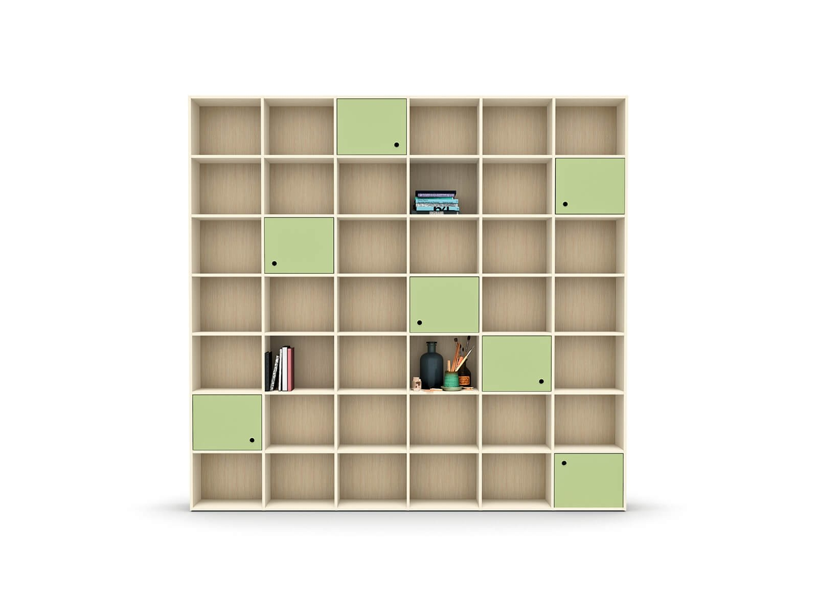 Luce bookcase
