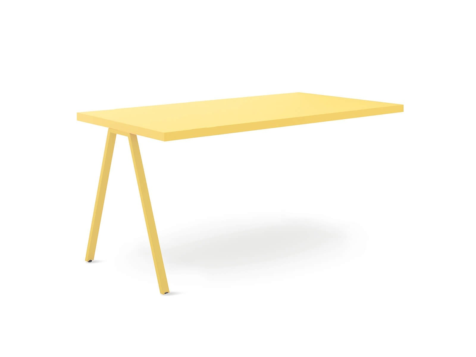 Desk with Ask legs