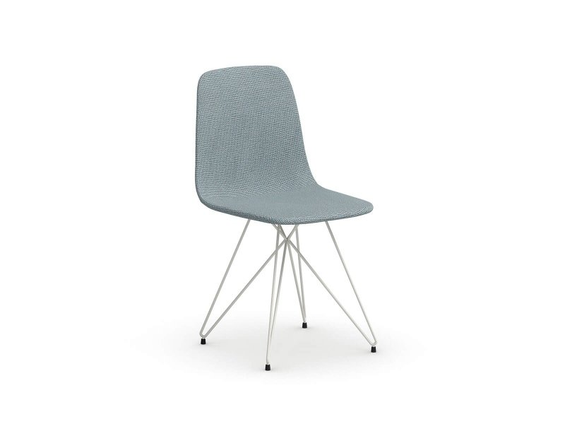 Upholstered Pod chair