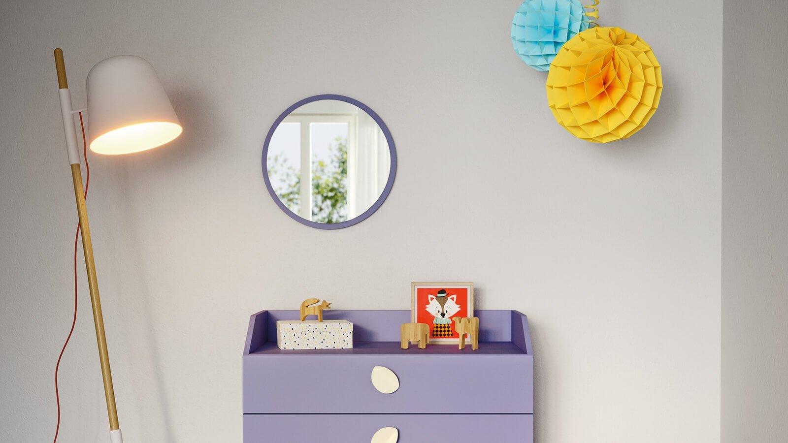 Miroir Giro