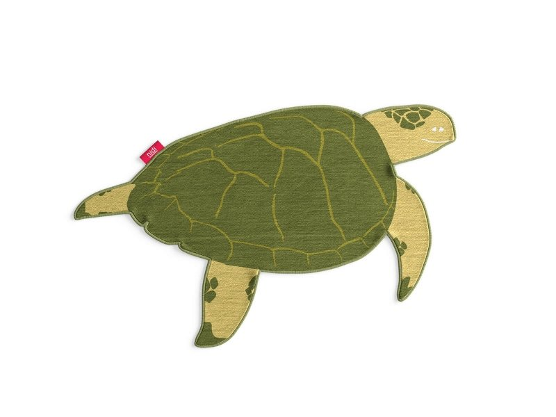 Tapis Sea Turtle