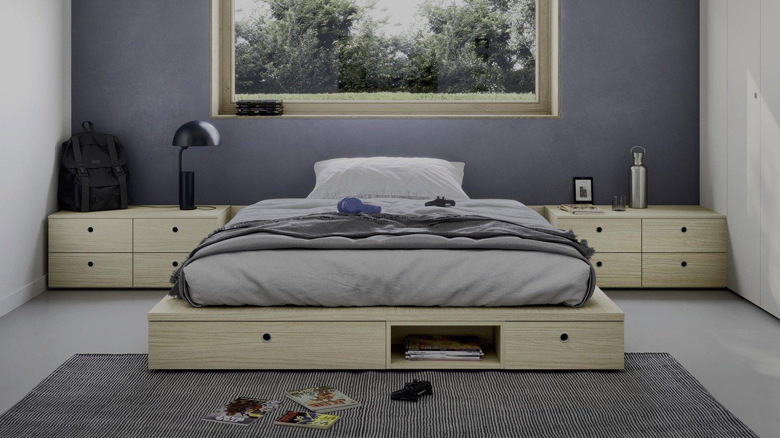 REGOLI BEDS