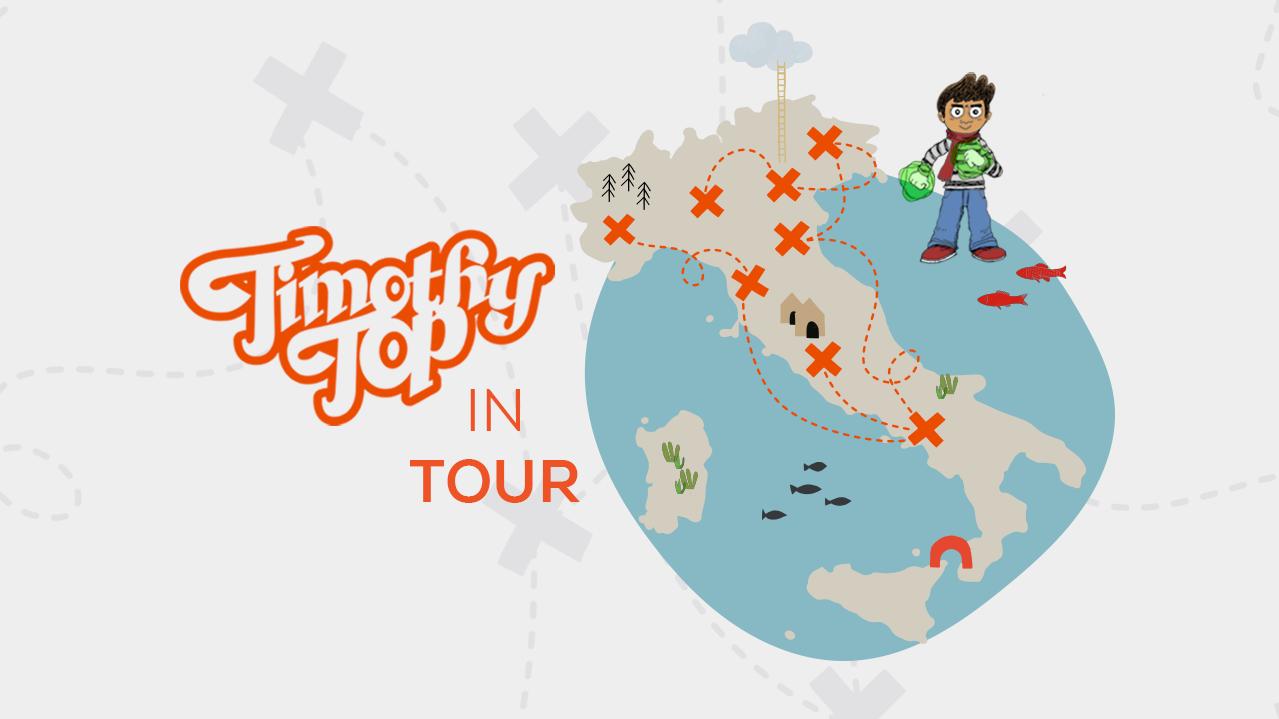 NIDI IN TOUR CON TIMOTHY TOP