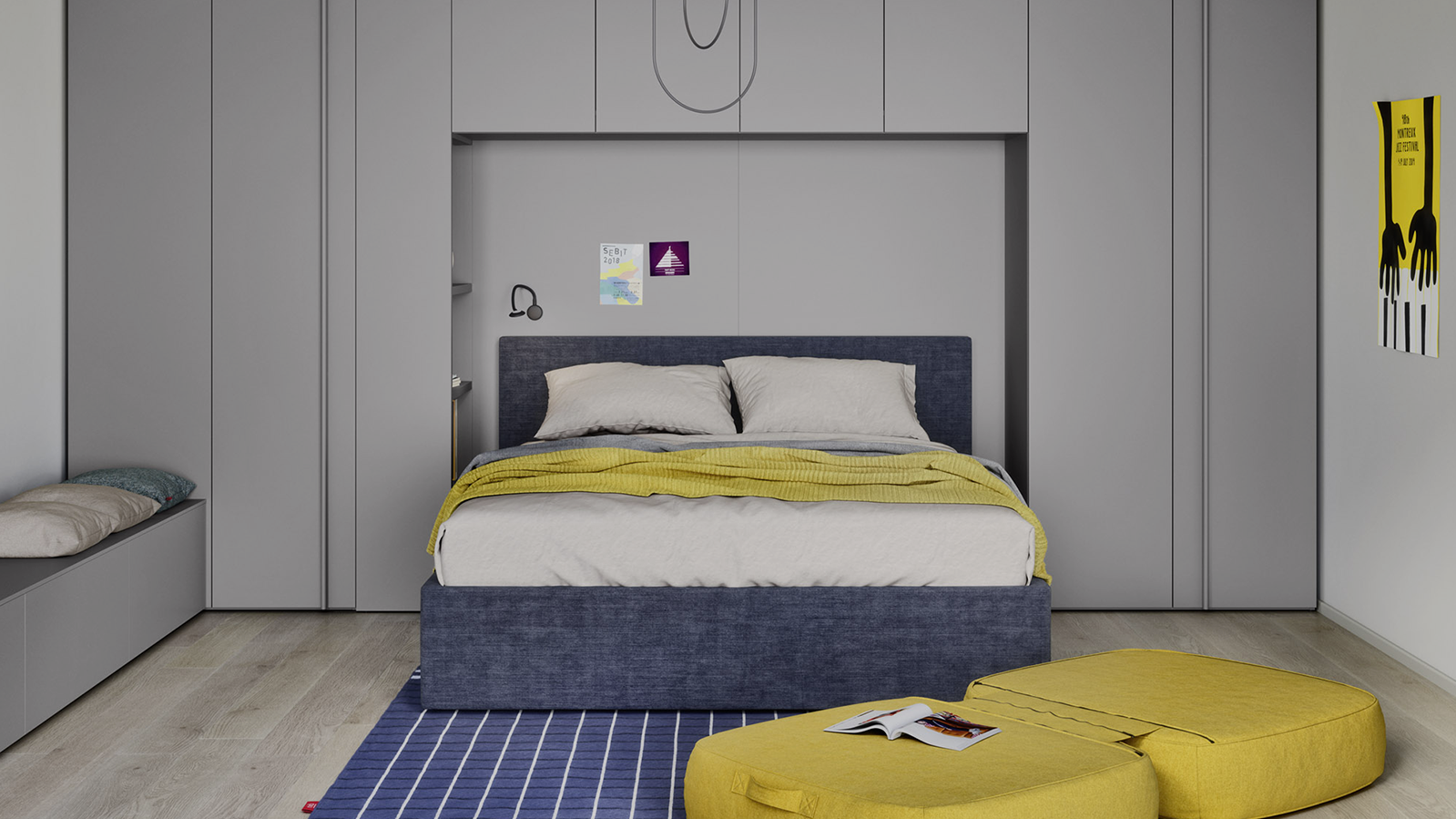 Picture of: Nidi Bedroom Furniture For Kids And Teens